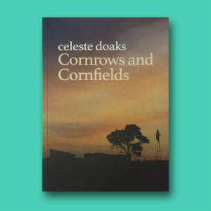 Book cover, Cornrows and Cornfields